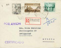 España. 2º Centenario Correo Aéreo. MAGNIFICA. - Aéreo