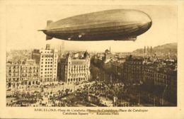 España. Correo Zeppelin. Correo Zeppelin. MAGNIFICA. - Aéreo