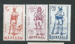 SENEGAL N° 170/72 **  TB 3 - Unused Stamps