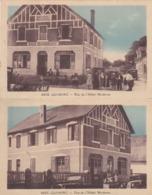 QUIMIAC  2 CARTES HOTEL MODERNE - France