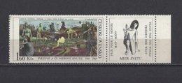 Tchécoslovaquie: 1716 Avec Vignette ** - Tchécoslovaquie