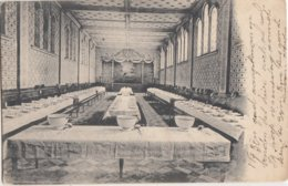 BORGLOON / LOOZ LA VILLE / KOSTSCHOOL  ST JOSEPH / EETZAAL 1907 - Borgloon
