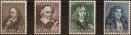 Holanda. MNH **Yv 295/98. 1937. Serie Completa. MAGNIFICA. Yvert 2012: 50 Euros. - Holanda