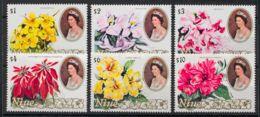 Niue. MNH **Yv 355/57, 365/67. 1981. Dos Series Completas. MAGNIFICAS. Yvert 2017: 48 Euros. - Niue