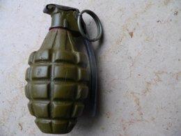 Grenade US Mk2 Ww2 Neutralisée - Armes Neutralisées