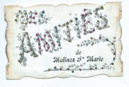 Malines Sainte Marie Amitiés - Malines