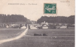SOMBACOURT - Francia