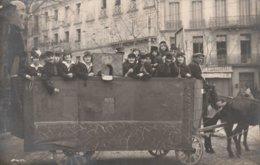 83 TOULON  CARTE PHOTO Ecrite 1924 - Toulon