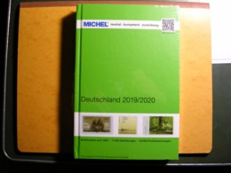 Catalogue MICHEL ALLEMAGNE 2020 - Germany