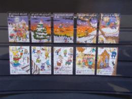 BELGIQUE - Les Timbres Du  BLOCS FEUILLETS N° 98 N° 3101/10   NOEL Et Nouvel An     Année 2002 Neuf XX Voir Photo - Blokken 1962-....