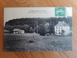 Saint Rémy La Gare Et Le Moulin Haute Saône Franche Comté - France