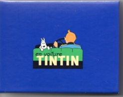 TINTIN Coffret De 2 Jeux De 54 Cartes A Jouer Joker Playing Card Jeu Luxe - 54 Cartes