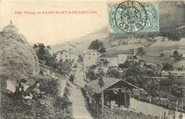 26 - SAINT MARTIN EN VERCORS - Francia