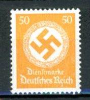 Allemagne   ---    Y&T   104    XX     Mi   143     ---    MNH  --  TTB - Dienstzegels