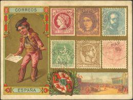España. Tarjetas Postales. Tarjetas Postales. MAGNIFICA. - España