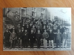 Saint Rémy  Eleves De L'école D'agriculture De Saint Remy (1904) Haute Saône Franche Comté - Frankrijk