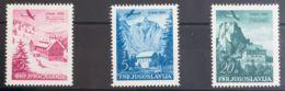 Yugoslavia, Aéreo. MH *Yv 42/44. 1951. Serie Completa. MAGNIFICA. Yvert 2013: 100 Euros. - Sin Clasificación