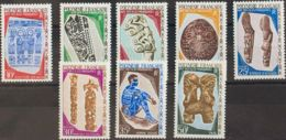 Polinesia. MNH **Yv 52/59. 1968. Serie Completa. MAGNIFICA. Yvert 2014: 78 Euros. - Polynésie Française