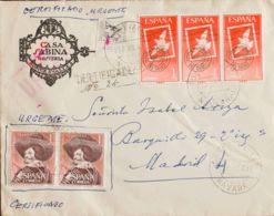 España. 2º Centenario Posterior A 1960. RONCESVALLES / (NAVARRA), Al Dorso Llegada. MAGNIFICA. - 1931-Hoy: 2ª República - ... Juan Carlos I