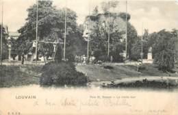 Louvain - Parc St-Donat - La Vieille Tour - Leuven