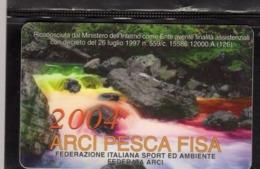 2004 ARCI PESCA FISA - Andere Sammlungen