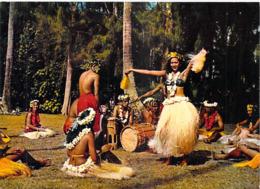 Polynésie Française-TAHITI Danseuse De Otea  (D)(danse Dancing Girl Vahiné Dance) (La Baysse Labaysse 13)@*PRIX  FIXE - Polynésie Française