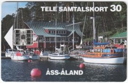 ALAND A-012 Chip Tele - Traffic, Boat - Used - Aland