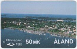 ALAND A-018 Magnetic Tele - Landscape, Coast - 2FIND - Used - Aland