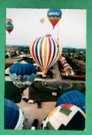 21 Cote D ' Or Meursault Fete De La Montgolfiere Septembre 1997 - Meursault