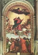 Venezia.Basilica Dei Frari. Tiziano. - Venezia (Venice)