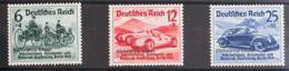 Alemania. MH *Yv 629A/C. 1939. Serie Completa. MAGNIFICA. Yvert 2011: 120 Euros. - [1] ...-1849 Precursores