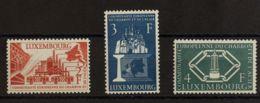 Luxemburgo. MNH **Yv 511/13. 1956. Serie Completa. MAGNIFICA. Yvert 2015: 75 Euros. - Sin Clasificación