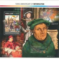 Martin Luther, Ein Augustinermönch Und Theologieprofessor, War Der Initiator Der Reformation. - Theologen