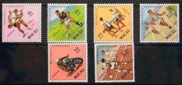 Macao. MH *Yv 392/97. 1962. Serie Completa. MAGNIFICA. Yvert 2008: 85 Euros. - Sin Clasificación