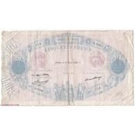 500 Francs FRANCS BLEU ET ROSE 27-04-1933 Fayette 30.36 - 1871-1952 Antichi Franchi Circolanti Nel XX Secolo