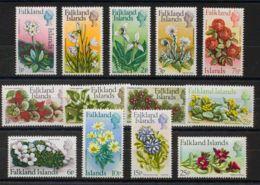 Falkland. MNH **Yv 204/16. 1972. Serie Completa. MAGNIFICA. Yvert 2019: 80 Euros. - Islas Malvinas