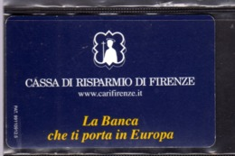 CASSA DI RISPARMIO DI FIRENZE CONVERTITORE LIRE-EURO - Andere Verzamelingen