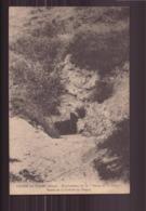 CHEMIN DES DAMES EMPLACEMENT DE LA FERME DE LA CROTTE ENTREE DE LA CAVERNE DU DRAGON - Weltkrieg 1914-18