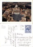 ROMA,ITALY POSTCARD - San Pietro