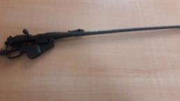 Épave De Fusil Berthier - Decorative Weapons