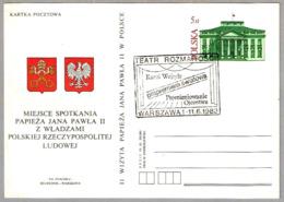 "Preestreno Mundial Obra De Teatro ""Promieniowanie Ojcostwa"" De KAROL WOJTYLA (JUAN PABLO II). Warszawa 1983 - Teatro"