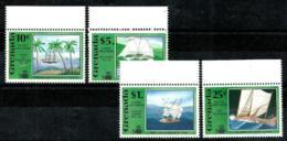 Granada Nº 2046/49 En Nuevo - Grenada (1974-...)