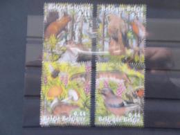 """BELGIQUE -timbres Du  BLOCS FEUILLETS N° 115   """" La Forert """"  N° 3312/15     Année 2004 Neuf XX Voir Photo - Blokken 1962-...."""