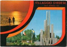 BAIA DOMIZIA (CE) - Villaggio Svedese - Other Cities