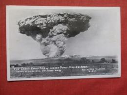 RPPC  The Great Eruption Of Lassen Peak May 22 1915        > Ref 3714 - Evénements