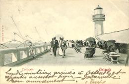 CPA - Belgique - Oostende - Ostende - L'Estacade - Oostende
