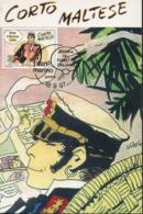 49042 San Marino, Maximum 1997 Comics, Bande Dessinè,  Corto Maltese (hugoi Pratt) - Fumetti