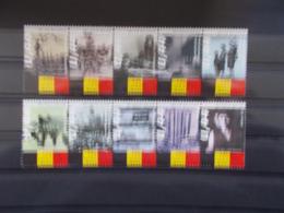 BELGIQUE - Les Timbres Du   BLOCS FEUILLETS N° 119 N° 3357/66     Année 2005  Neuf XX Voir Photo - Blokken 1962-....
