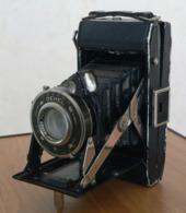 Appareil à Soufflet DEHEL (années 40) - 6 Scans - Appareils Photo