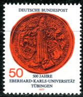 BRD - Mi 946 - ** Postfrisch (A) - 50Pf            Uni Tübingen - [7] Repubblica Federale